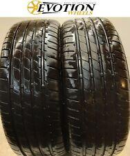 2155516 LASSA 215 55 16 97W XL DRIVEWAYS Used Part Worn 7mm x 2 Tyres