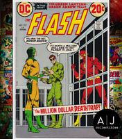 Flash #219 FN/VF 7.0 (DC)