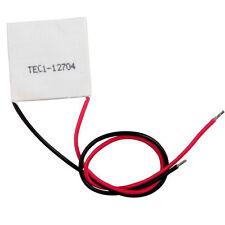 TEC1-12704 TEC Thermoelectric Cooler Peltier Module CPU LW SZUS