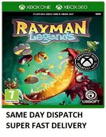 Rayman Legends: Classics 2 Xbox One Xbox 360 Brand NEW - 1st Class Delivery