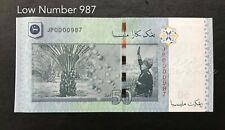 Malaysia - RM50 Number 987  | UNC