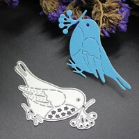Bird Metal Cutting Dies Stencils DIY Scrapbook Album Embossing Card Paper Craft