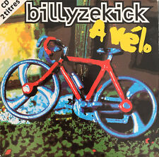 Billy Ze Kick CD Single A Vélo - France (VG+/VG)