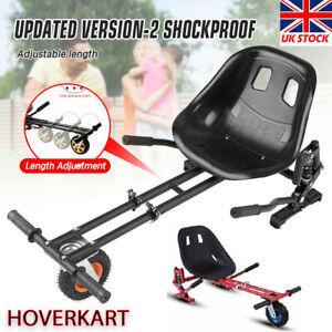 NEW! Official Monster Hoverkart Suspension Go Kart For Segway Swegway Hoverboard