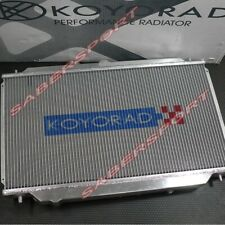 Koyo Racing 36mm Hyper V-Core Aluminum Radiator for 2013-2017 Ford Focus ST