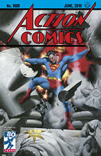 ACTION COMICS #1000 1930'S RUDE VARIANT DC COMICS SUPERMAN MILESTONE