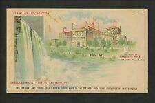 Industry Food Cereal postcard Niagara Falls, New York NY Shredded Wheat factory