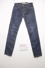 Levi's 519 slim (Cod.J515) Taille 42 W28 L32 jeans d'occassion vintage haute