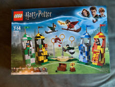 LEGO – HARRY POTTER QUIDDITCH MATCH – 75956 – 100% complete and sealed BNIB