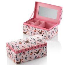 Doggie Print Children's Jewelry Box