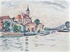 Sonja Wüsten - Passau - Temperamalerei - 1996
