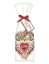 New listing Victorian Trading Nwot 2 Mary Lake Thompson Valentine Heart Kitchen Towels 45C