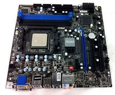 MSI 760GM-E51 Motherboard w/ AMD Athlon II X2 270 Processor 3.4GHz