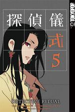 DETECTIVE RITUAL - TANTEI GISHIKI - Band 5 Tokyopop Manga