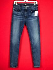 Hudson Jeans New Women Mid-Rise Mission Wash Super Skinny Mission Pant 30 $220