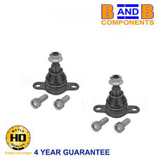 VW T5 TRANSPORTER CAMPER VAN LOWER FRONT BALL JOINT x 2 MEYLE HD A1339