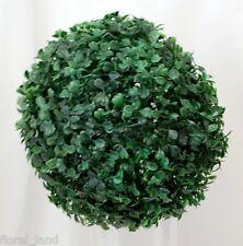 Artificial plant & flower Wedding Green Bulk Boxwood topiary ball 18cm wide