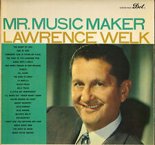 "LAWRENCE WELK ""MR. MUSIC MAKER"" 50'S LP DOT 3164"