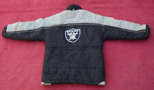 Vintage NFL Oakland Raiders Jacket__Please See Pictures For Measurements.