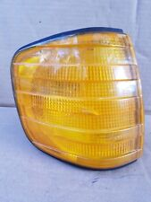 MERCEDES w126 RIGHT FRONT TURN LIGHT SIGNAL LAMP OEM SEC 380SE 500SEL 560SEL 4