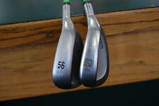 Ping Glide Wedges 52 & 56 SS Sole CFS Shafts Black Dot