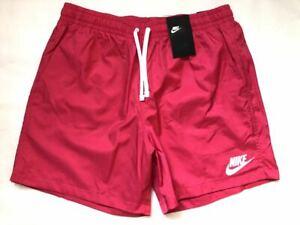 NIKE Woven Shorts M New+Tags Men's NSW Nylon Jogging Workout Spa Shorts Pants