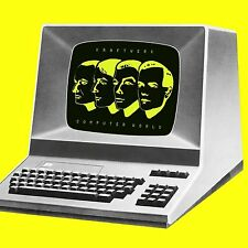KRAFTWERK - COMPUTER WORLD DIGITALLY REMASTERED LP VINYL ALBUM (2009)
