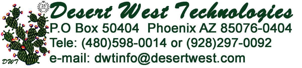 Desert West Technologies, Inc.