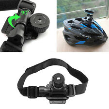 Bike Helmet Bicycle Holder for Mobius Action Cam Sports Camera Video DV DVR LD
