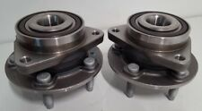 "2 New GM OEM Front Hub Bearing PAIR Fits 2011-2015 Cruze 15"" Wheel 13585467"