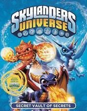 Secret Vault of Secrets Skylanders Universe - Grosset & Dunlap - Paperback
