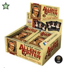 2017 Topps Allen & Ginter X Factory Sealed Case (12 boxes) Online Exclusive