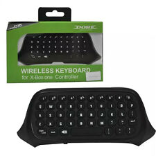 2.4G Game Wireless Controller Keyboard Chatpad for Xbox One Controller Black