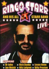 Ringo Starr and His All Starr Band. Live (2004) DVD