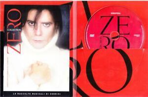 Renato Zero  - ZERO OPERA 1° & 2° atto -  dvd come nuovo