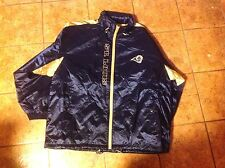 St. Louis Rams Adult XL Hooded Winter Jacket new with tags