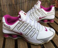 ee847226ae2801 Women s Girl s Nike Shox NZ Patent Leather shoes US 4 Y UK 3.5 ...