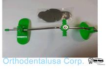 ADJUSTABLE ORTHODONTIC FACE MASK REVERSE PULL HEADGEAR GREEN/ 7135000-GR