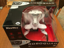 WOWWEE ROBOQUAD FULL SIZE ROBOTIC REMOTE CONTROL R/C BRAND NEW!