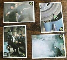 1966 DONRUSS GREEN HORNET  4 card lot   NM or better