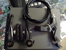 TEKTRO 930AL LINEAR-V BRAKE BMX BLACK BICYCLE BRAKE SET