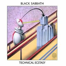 BLACK SABBATH Technical Ecstasy CD NEW 2009 Remaster Digipak