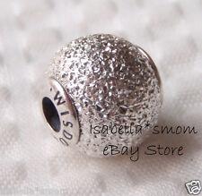 WISDOM Genuine PANDORA Silver ESSENCE COLLECTION Sparkly Charm~Bead 796016 NEW