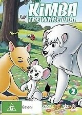 Kimba The White Lion : Vol 2 (DVD, 2005, 2-Disc Set)