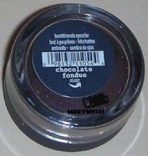 Bare Escentuals CHOCOLATE FONDUE Eye Color/Shadow - Mini Size - Sealed