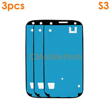 Samsung Galaxy S3 T999 L710 Adhesive Glue LCD Housing Double Sided Tape 3PCS