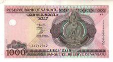 Vanuatu 1000 Vatu 2010   Pick new  FDS UNC   rif 4050