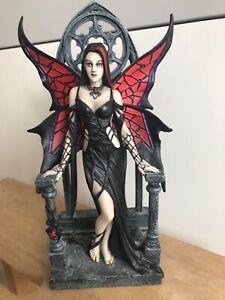 Nemesis Now Anne Stokes Aracnafaria Figurine 23cm