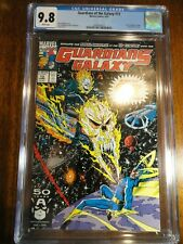 Guardians of the Galaxy #13 Hot Key CGC 9.8 NM/M 1st Cosmic Ghost Rider Marvel