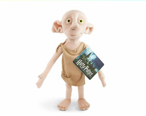 Harry Potter Dobby 12 Inch Plush Official Noble Collection Posable Gift UK